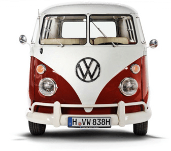 Coolkombi Vw Bus T1 Export To Europe