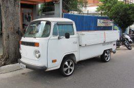 vw bus t1 pisck up brazil, pickup export import